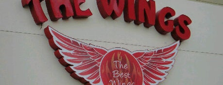 The Wings is one of Food and Bars.