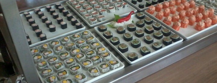 IRÔ Sushi is one of Japoneses • Florianópolis.