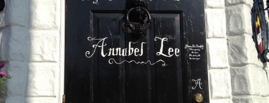 Annabel Lee Tavern is one of Pubs Breweries and Restaurants.