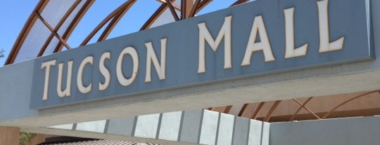 Tucson Mall is one of Stores.