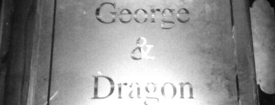 George & Dragon is one of Hipster East London.