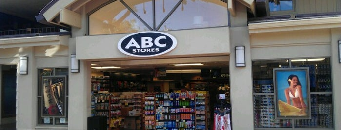 ABC Store is one of ALL TIME FAVORITES.