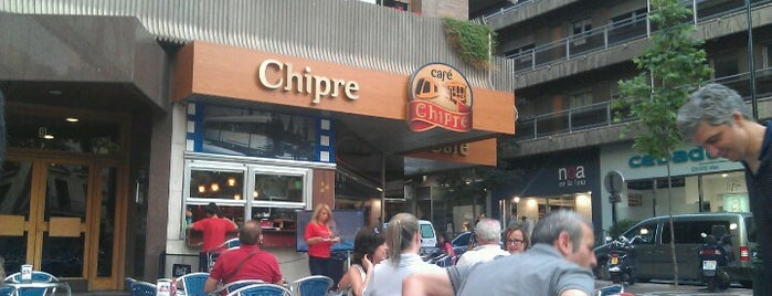Café Chipre is one of Top picks for Bars.