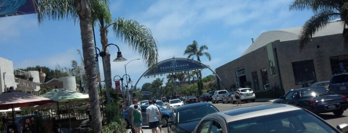 Cedros Avenue Design District is one of Home: the best of San Diego.