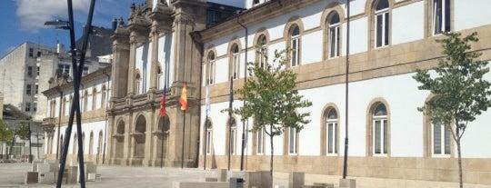 Deputación de Lugo is one of Galicia: Lugo.