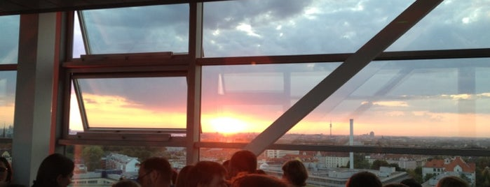 SkyLounge is one of München.