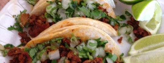 Lilly's Taqueria is one of Santa Barbara.