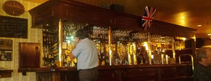 The Feathers Pub is one of All-time favorites in Canada.