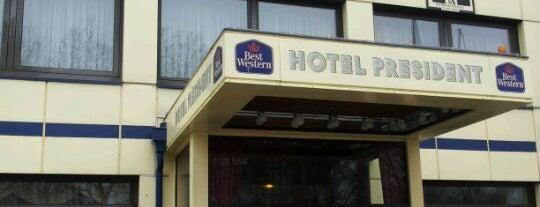 Best Western Hotel President Berlin is one of Berlin / Germany.