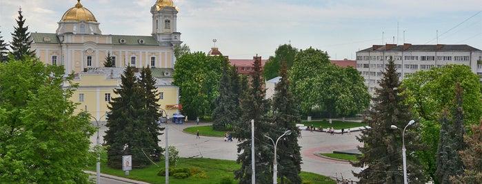 Театральна площа is one of Луцк.