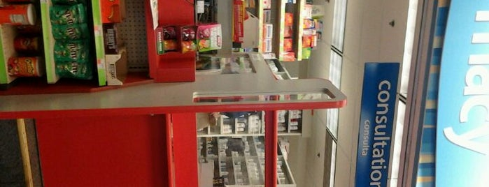 CVS Pharmacy is one of Stores.