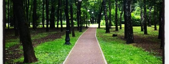 Петровский парк is one of Moskova.