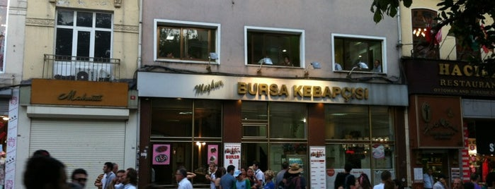 Bursa Kebapçısı is one of Restaurants, Cafes, Lounges and Bistros.