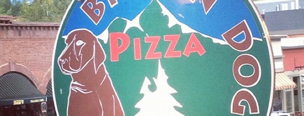 Brown Dog Pizza is one of Best Bars in Colorado to watch NFL SUNDAY TICKET™.