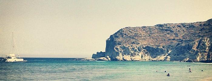 Cala del Plomo is one of Almería Playas.