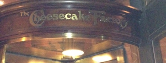 The Cheesecake Factory is one of DC.