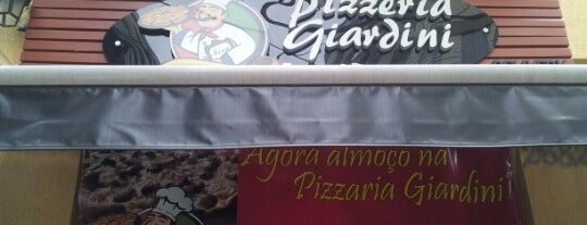 Pizzeria Giardini is one of Italiana.
