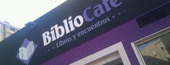 Bibliocafe is one of Valencia.
