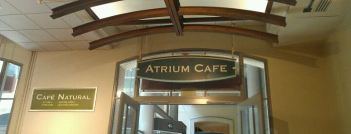 Atrium Cafe - Smithsonian's National Museum of Natural History is one of Places to Eat.