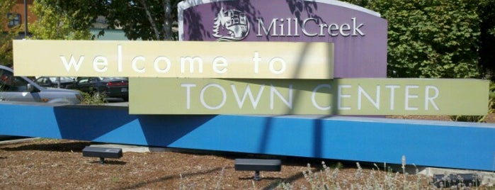 Mill Creek Town Center is one of My Hang Out.