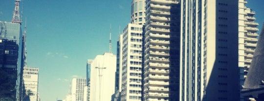 Paulista Avenue is one of Lugares que recomendo - SP.