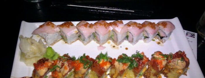 Kenichi is one of Austin Eateries.