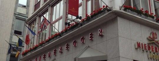 Niederegger Stammhaus is one of Mein Deutschland.