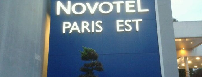 Hôtel Novotel Paris Est is one of Paris 2014.