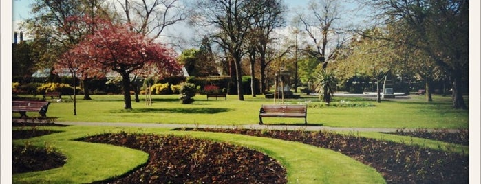 Victoria Park is one of Top 10 favorites places in Portsmouth.