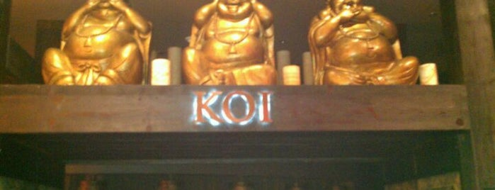 Koi Restaurant is one of Las Vegas, NV.