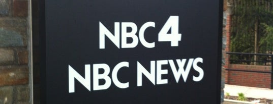 NBC News Washington Bureau is one of 2 do list # 2.