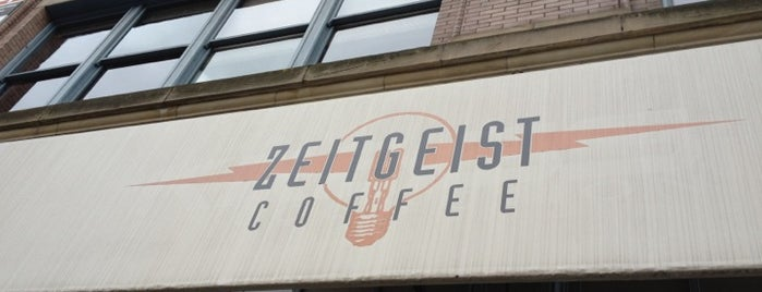 Zeitgeist Kunst & Kaffee is one of Seattle.