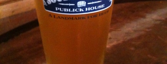 Southampton Publick House is one of NYC Beer Bars.