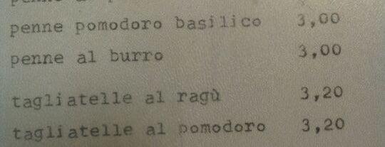 Bar Trattoria Manfredi Amilcare is one of consigli che meritano..