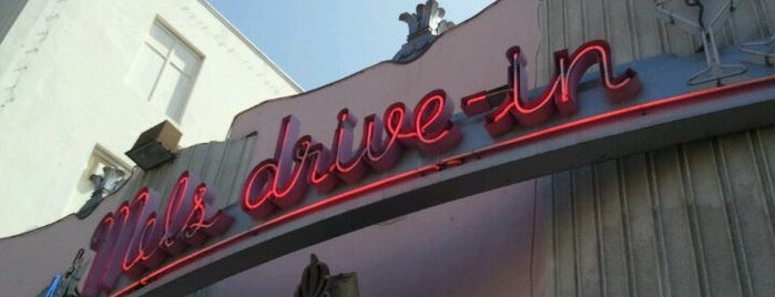 Mel's Drive-In is one of L.A..