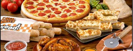 Little Caesars Pizza is one of Food and Bars.