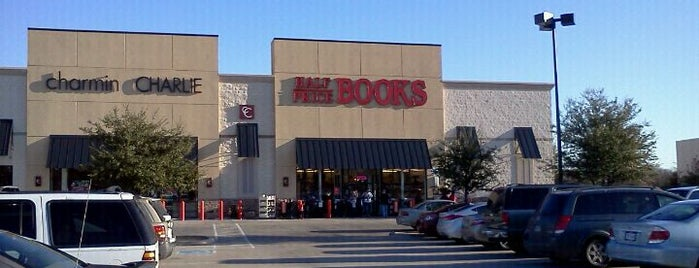 Half Price Books is one of Local.