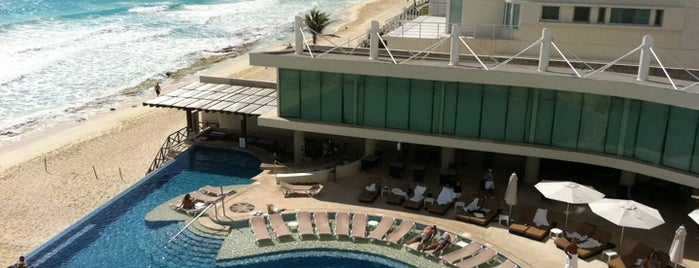 Sun Palace is one of All Inclusive resorts in Cancun.