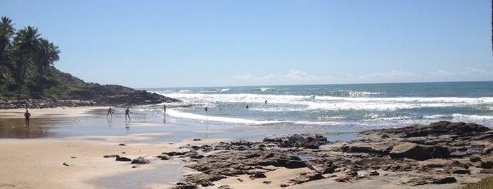 Praia da Tiririca is one of Praia.