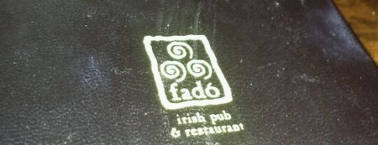 Fadó Irish Pub & Restaurant is one of 21 Cities to Visit When You're 21.