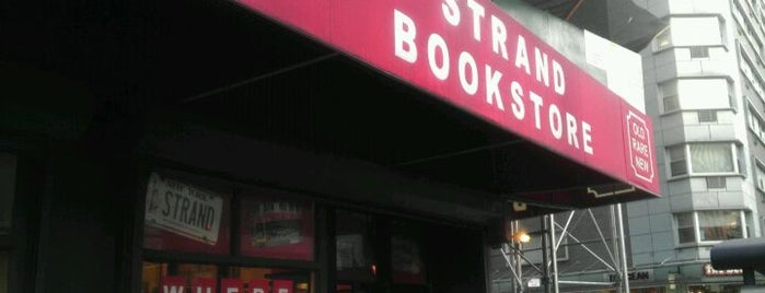 New York's Best Bookstores - 2012