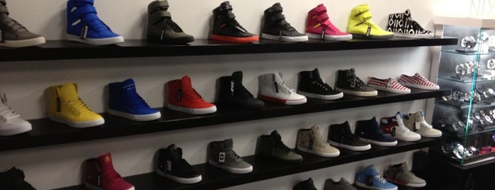 Feature Sneaker Boutique is one of Las Vegas Racked 38.