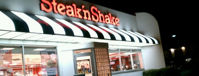 Steak 'n Shake is one of The 20 best value restaurants in Carbondale, IL.