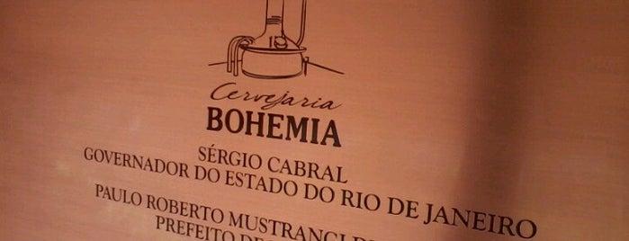 Cervejaria Bohemia is one of Petrópolis RJ.