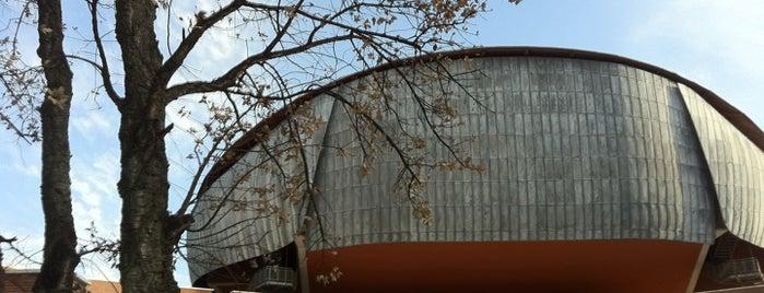 Auditorium Parco della Musica is one of La Dolce Vita - Roma #4sqcities.