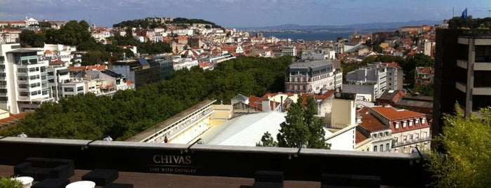 Sky Bar is one of abc in Lisbon.