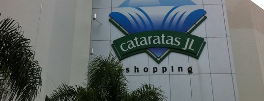 Cataratas JL Shopping is one of Foz do Iguaçu - PR.