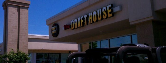 The Drafthouse is one of Places you'll find me :).