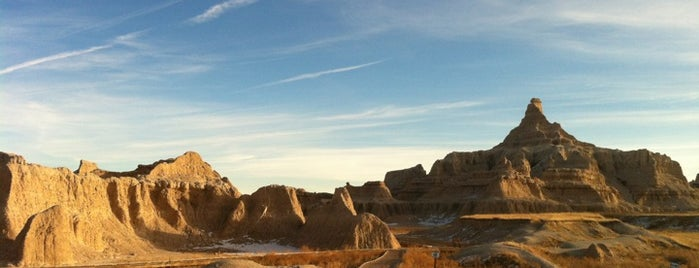 Badlands National Park is one of Visit the National Parks.