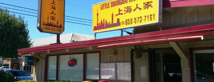 Little Shanghai Restaurant is one of A Few SF Gems I've Found.